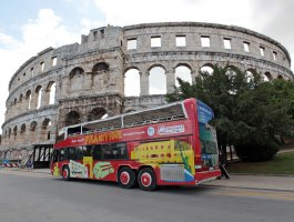 Pula City Tour
